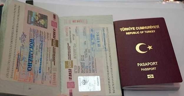 Biyometrik pasaportlar geliyor
