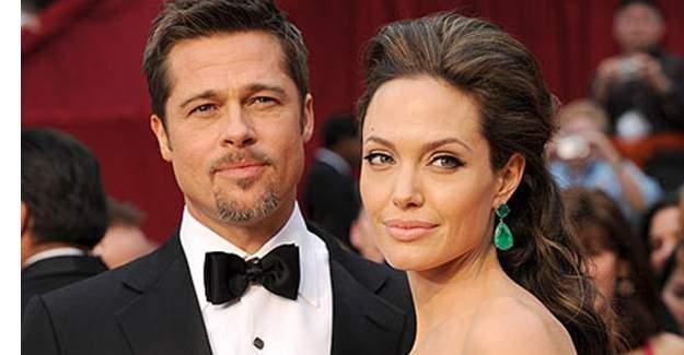 """Brad Pitt Angelina Jolie boşanmasında """"ikinci kadın"""" konuştu"""
