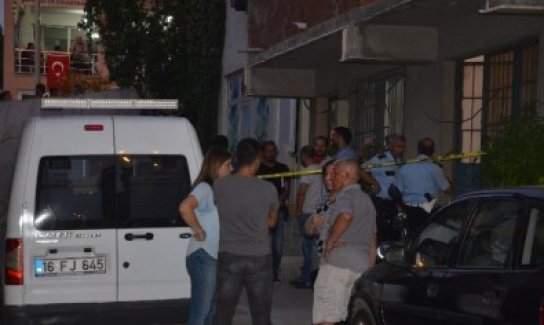 Bursa'da cinnet - Önce kız arkadaşını sonra kendini vurdu