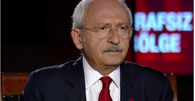 CHP lideri Kemal Kılıçdaroğlu'ndan şok açıklamalar