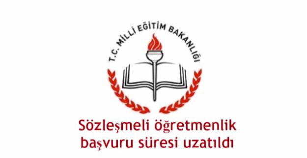 Dershaneler ve etüt merkezi personelinin sözleşmeli öğretmenlik başvuru duyurusu
