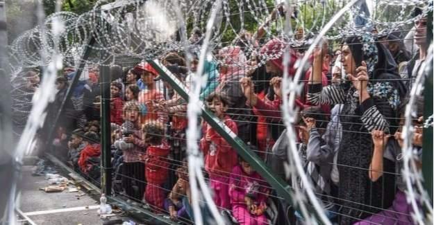 Dikenli teller ve ''sınır avcıları'' ile korunan ülke!