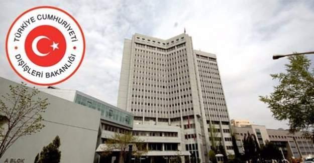 Dışişleri Bakanlığı Müsteşarlığı'na Ümit Yalçın getirildi