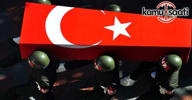 Diyarbakır'da 1 asker şehit, 1 asker yaralı