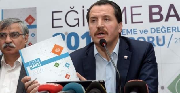 Eğitim-Bir-Sen Genel Başkanı Ali Yalçın'dan Eğitime Bakış Raporu