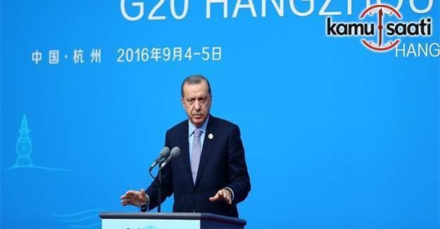 Erdoğan'dan Rusya ile Halep'e operasyon sinyali