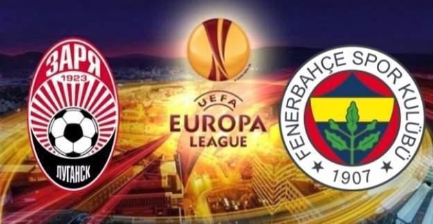 Fenerbahçe - Zorya Luhansk maçının bilet fiyatı ne kadar?