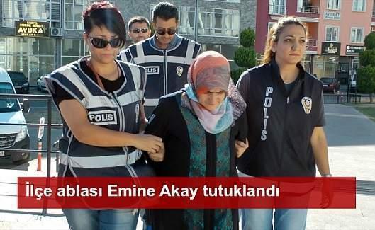 Fetullah Gülen'in yeğeni Emine Akay tutuklandı