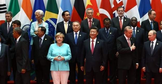 G-20 Zirvesi Çin'de başladı!