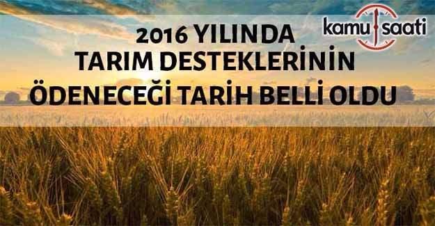 GTHB Bakanı Faruk Çelik'den tarımsal destekleme ödemeleri açıklaması