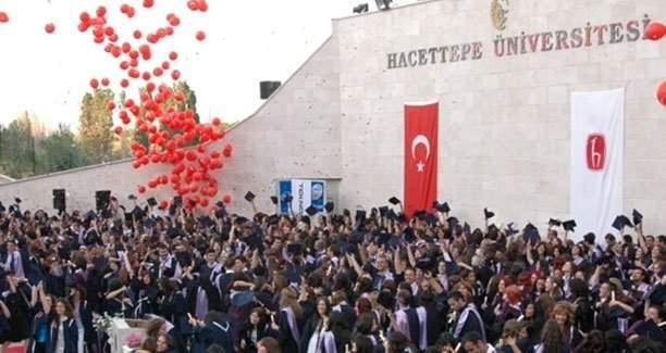 Hacettepe Üniversitesinden yeni öğrencilere duyuru!