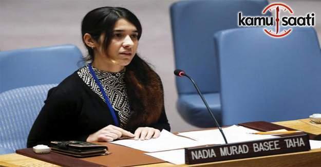 IŞİD'in elinden kurtulan Ezidi kadın, BM İyi Niyet Elçisi olarak görev yapacak