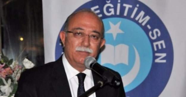 İsmail Koncuk: Çözüm sözleşmeli öğretmenlik ve mülakatın kaldırılması