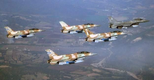 İsrail, Suriye'nin uçak düşürme açıklamasını yalanladı!