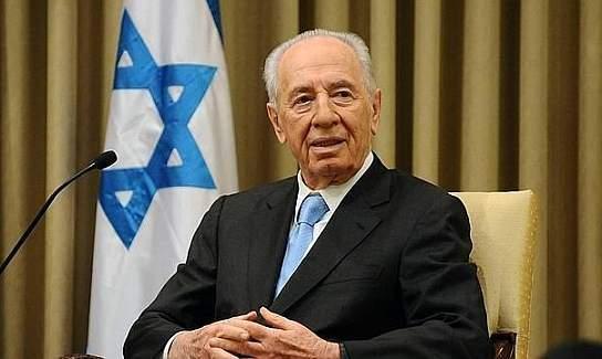 İsrail'in eski Cumhurbaşkanı Şimon Peres öldü