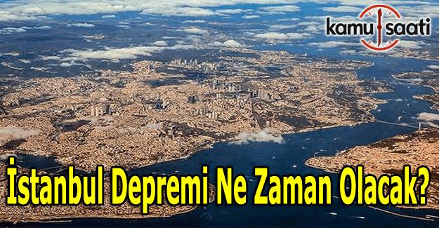 İstanbul'da deprem ne zaman olacak? Prof Dr. Naci Görür'den İstanbul depremi açıklaması