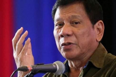 İşte Obama'ya küfreden Filipinli lider!