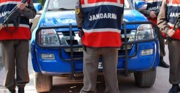 Jandarmaya FETÖ operayonu: 12 kişi gözaltında