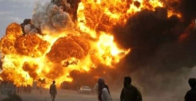 Kabil'de patlama oldu! : 25 ölü 92 yaralı