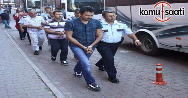Kayseri'de 67 öğretmen tutuklandı