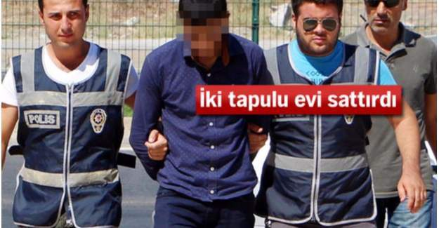 Kendini polis diye tanıtan Suriyeli dolandırıcı yakalandı