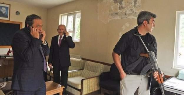 Kılıçdaroğlu saldırısındaki terörist liderinin kimliği belirlendi