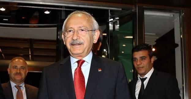 Kılıçdaroğlu'ndan 'KHK' açıklaması