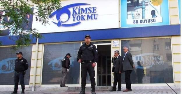 Kimse yok mu derneğine FETÖ operasyonu! 121 kişiye gözaltı kararı