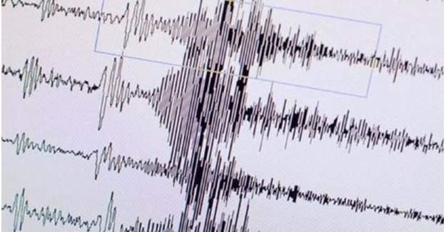 Kocaeli'de deprem!!