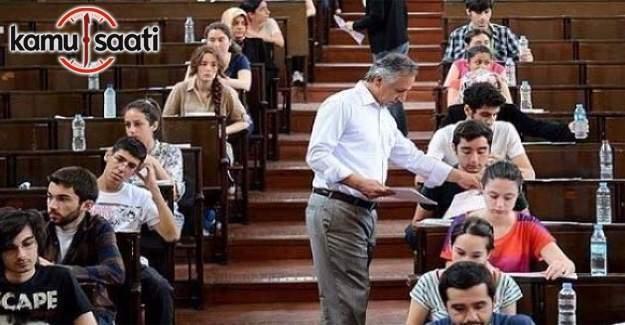KPSS'de görevli öğretmenler belli oldu - Önlisans, lise görev yeri sorgula öğren