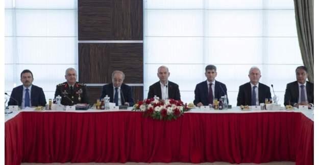 Kritik Ankara Toplantısı 9,5 saat sürdü!