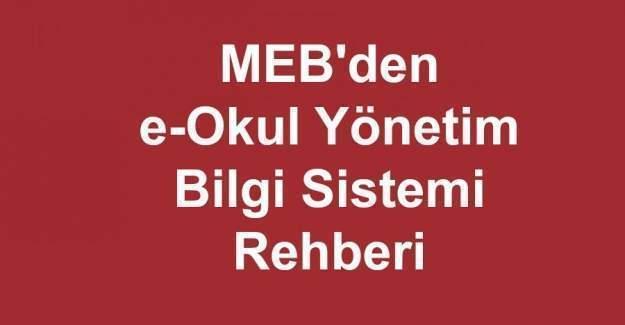 MEB'den e-Okul Yönetim Bilgi Sistemi rehberi