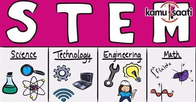 MEB YEĞİTEK Genel Müdürlüğü STEM Eğitim Raporu hazırladı-STEM nedir?