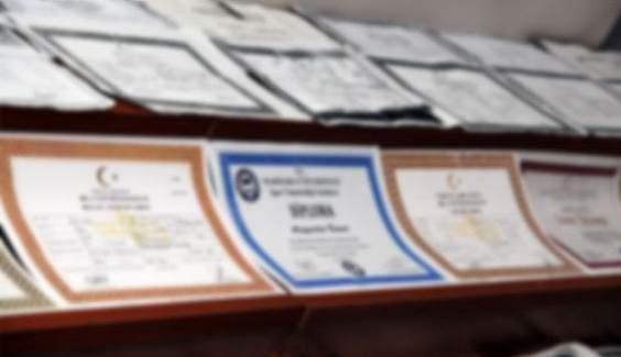 MEB, 8 sahte diplomayı iptal etti!