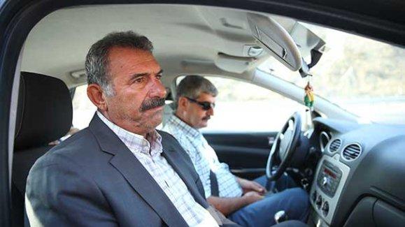 Mehmet Öcalan imralı'dan döndü!!!