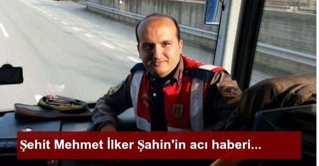 Mersin'de şehit Mehmet İlker Şahin'in acı haberi ailesine ulaştı