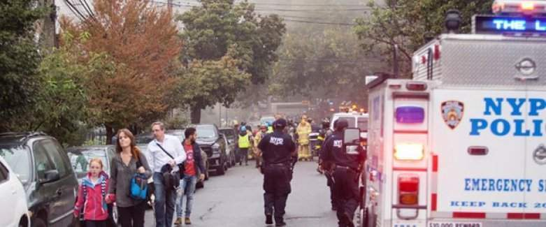 New York'ta patlama: 6 yaralı