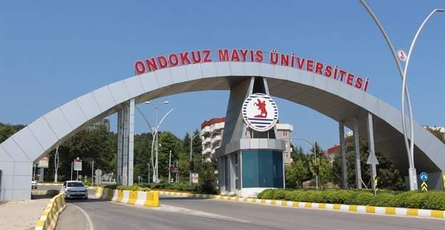 On Dokuz Mayıs Üniversitesi Akademisyen ve Personellerine inceleme