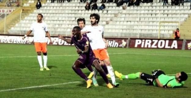 Osmanlıspor - Adanaspor Maç Sonucu!