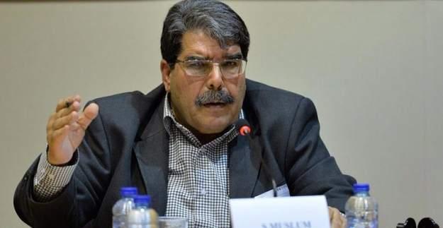 PYD lideri Salih Müslim'den 'Kürt devleti' açıklaması