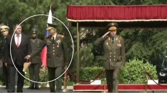 Rusya genelkurmay başkanı Ankarada!