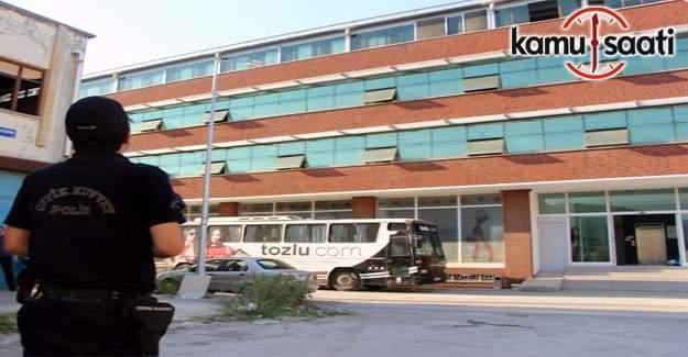 Samsun'da Tozlu AŞ'nin de bulunduğu 13 şirkete kayyum talebi