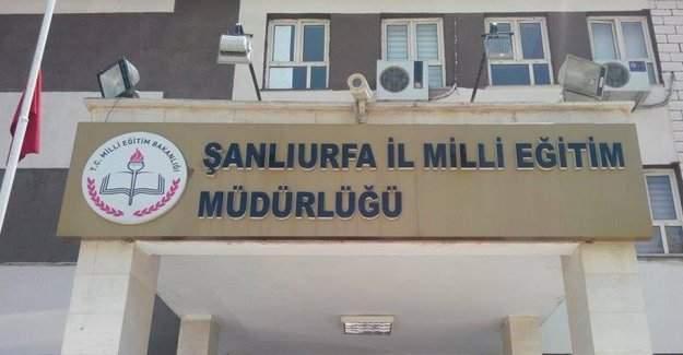 Şanlıurfa'da 462 öğretmen açığa alındı