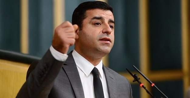 Selahattin Demirtaş 'Şüpheli' Olarak İfadeye Çağrıldı!