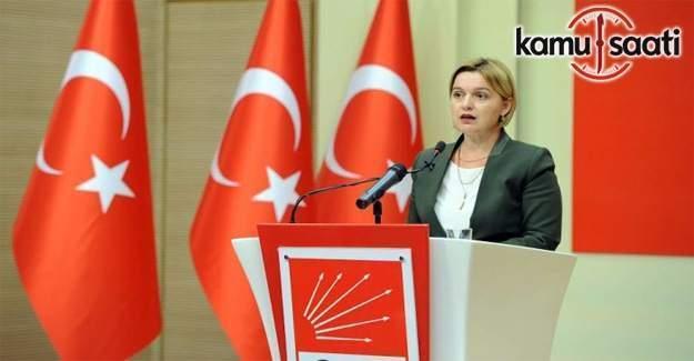 Selin Sayek Böke: Türkiye'nin, meclisin bu darbeyle mücadele etmek için bir OHAL'e ihtiyacı yok