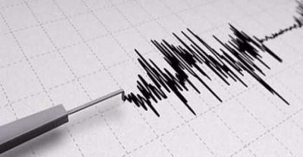 Son Deprem Manisa Akhisar ilçesinde meydana geldi