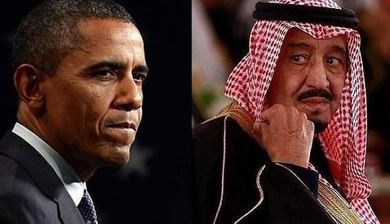 Suudi Arabistan'dan ABD'ye sert tepki