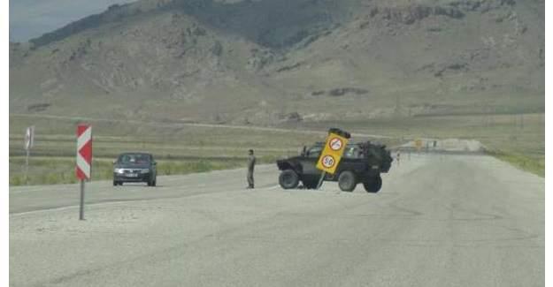 Tendürek Dağı'nda çatışma: 2 şehit, 3 yaralı