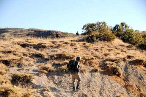 Tunceli'de 1 PKK'lı etkisiz hale getirildi
