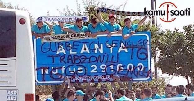 Turizm cenneti Alanya'ya futbol eziyeti